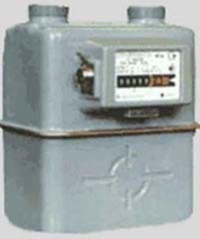 Счетчик газа бытовой СГБ-G6